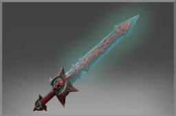 Grand Sword of the Witch Hunter Templar