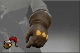 Gloves of the Crested Cannoneer