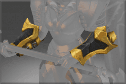Arms of the Onyx Crucible Bracers