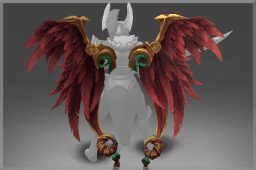 Crimsonwing Slayer Wings