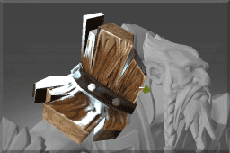 Poor Armor of the Druid