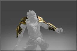 Shoulders of the Riptide Raider