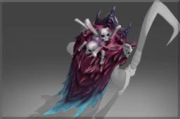 Lich Robe of the Master Necromancer