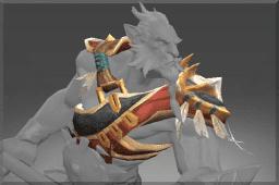 Noble Warrior Shoulder