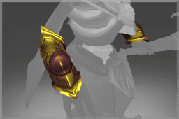 Golden Nether Lord's Bracer