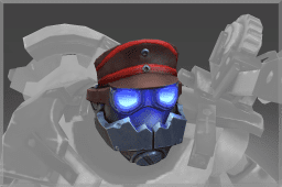 Cap of the Keen Commander