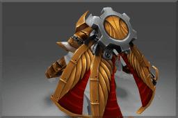 The Brass Flyer Armor