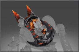 Exhaust of the Molten Destructor
