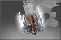 Clearcut Cavalier Weapon
