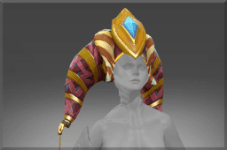 Headdress of the Slithereen Nobility
