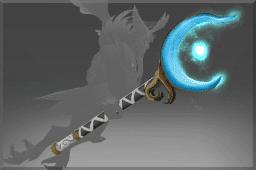 Rune Forged Staff