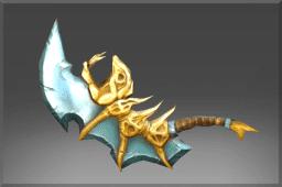 Ancient Imbued Spinal Blade