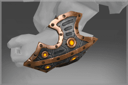 Bracers of the Ironbarde Charger