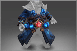 Robe of the Raikage Warrior