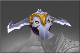 Helm of the Fiend Cleaver