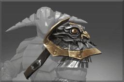 Pauldron of The Iron Drakken