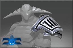 Pauldron of the Warrior's Retribution