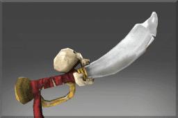Pirate Slayer's Cutlass