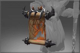 Warlock's Summoning Scroll
