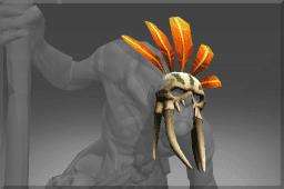Tribal Megadon Mask