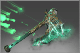 Axe of Vile Reliquary
