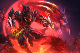 Loading Screen of the Blood Moon