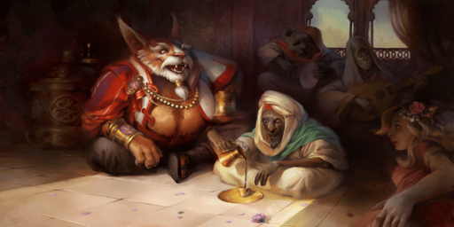 Master of the Morning Brew Loading Screen