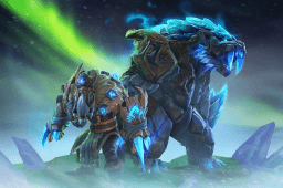 Loading Screen of the War-Burrow Ravager