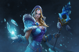 Blueheart Maiden Loading Screen