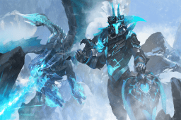 Loading Screen of the Bitterwing Legacy