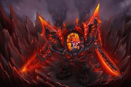 Molten Destructor Loading Screen