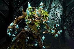 Moonshard Overgrowth