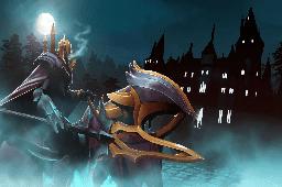 Compendium Rider of Avarice Loading Screen