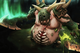 Champion of Nurgle Loading Screen