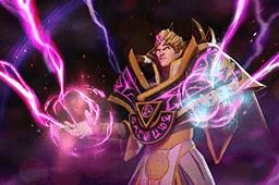 Sinister Lightning Loading Screen