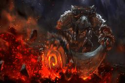 Tine of the Behemoth Loading Screen