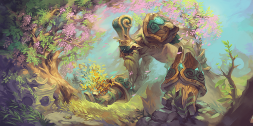Honors of the Arbor Sage Loading Screen