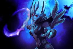 Ascendant Vengeful Spirit Loading Screen