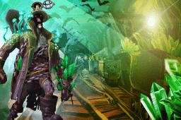 Forlorn Descent Loading Screen