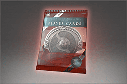 2016 Player Card Pack