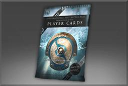 International 2017 Player Card Pack