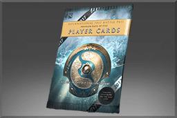 International 2017 Premium Player Card Pack