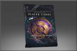 International 2019 Player Card Pack