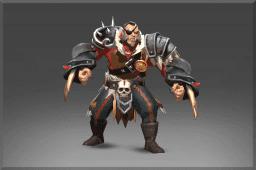 Armor of the Sanguine Moon Set