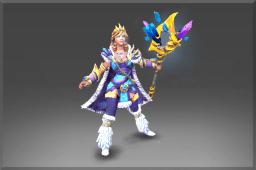 Regalia of the Crystalline Queen Set