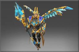 Regalia of the Sol Guard