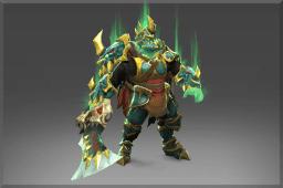Regalia of the Wraith Lord Set