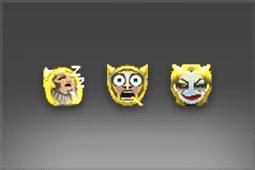 Emoticharm 2015 Emoticon Pack 6