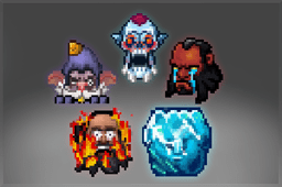 Despair Emoticon Pack