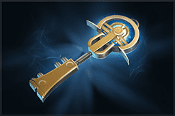 International Treasure Key